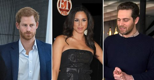 Two-Timer! Meghan Markle Was Seeing Prince Harry & Chef Cory Vitiello At The Same Time, Her Estranged Sister Claims