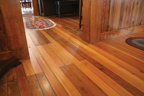 Plank & Strip Flooring