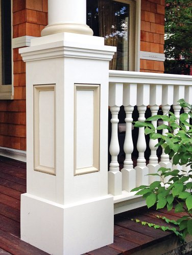 Restoring Porches: Deck & Rail - Old House Journal Magazine