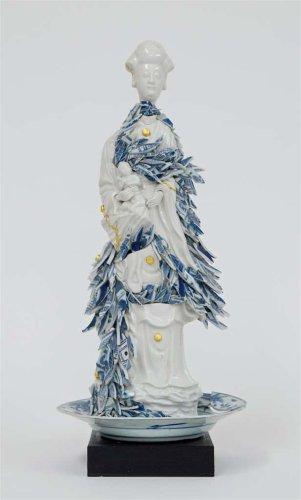 Cerámica rota: la belleza de la destrucción   Arte, Escultura