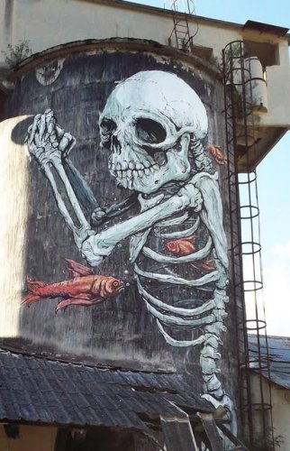 Erica il Cane | Street Art