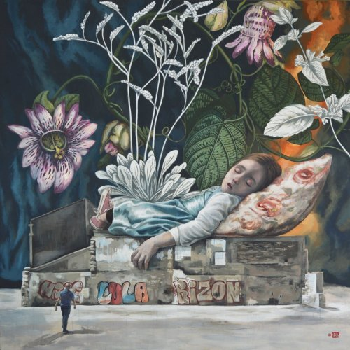 Arte urbano fotorrealista de Lula Goce | Street Art