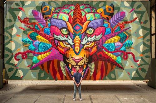 STRAAT; El primer museo de arte callejero y graffiti | Diseño gráfico