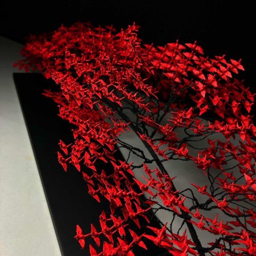Naoki Onogawa el artista del origami miniatura   Arte