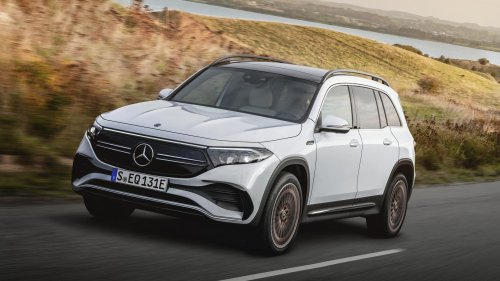 Mercedes-Benz lança SUV totalmente elétrico - Olhar Digital