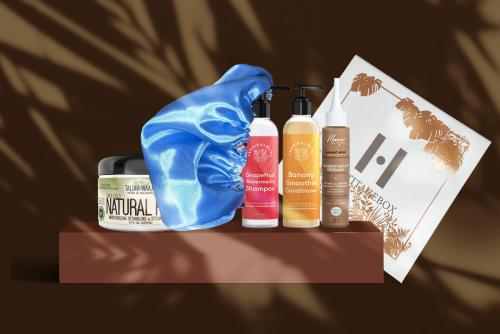 Hair'itageBox : la box beauté qui valorise votre héritage capillaire | Ô Magazine