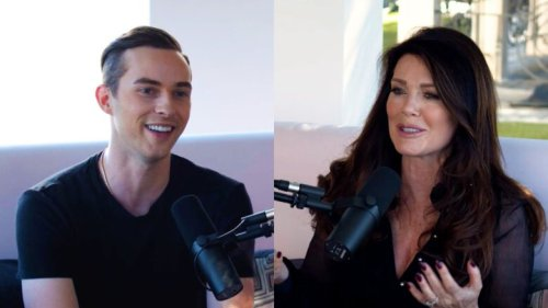 OMG, Olympic dreams and coming out: Lisa Vanderpump sits down with Adam Rippon for podcast