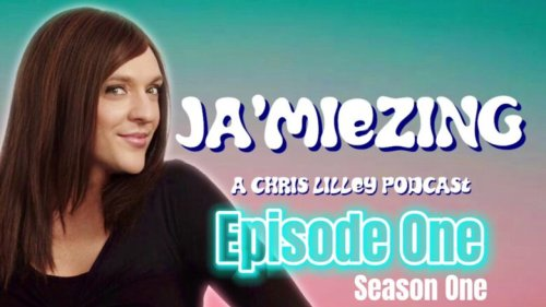 OMG, Chris Lilley returns as JA'MIE with the 'Ja'miezing Podcast'