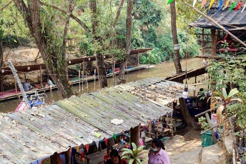 Mae Wang - Rafting en bambou et repas au bord de l'eau - OnaKuneVie