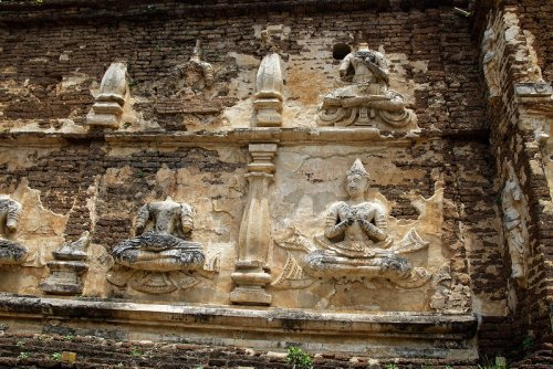 Songkran 2021 - Baptême Familial & Recueillement au temple Chet - OnaKuneVie