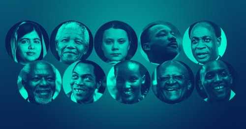 Nelson Mandela voted as ONE supporters' favourite activist