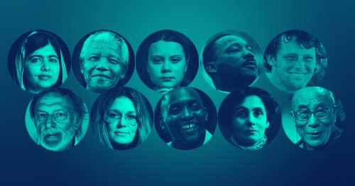 Greta Thunberg and Martin Luther King Jr. voted as ONE supporters' favorite activist