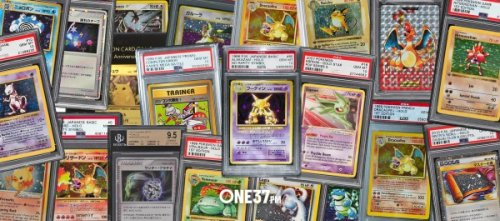 The 25 Most Expensive Pokémon Cards of All Time // ONE37pm