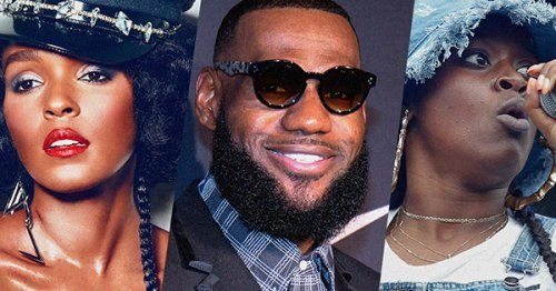 Music Expert LeBron James' 62-Song Playlist Features Only Badass Women – ONE37pm