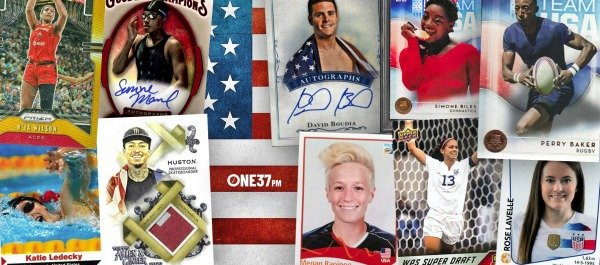 10 U.S. Olympic Athletes Whose Cards To Look Out For // ONE37pm