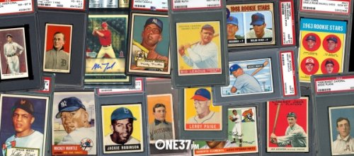 The 20 Most Valuable Baseball Cards of All-Time // ONE37pm