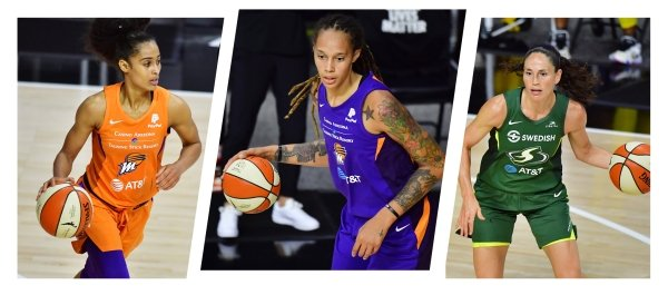 Who is the Highest Paid WNBA Player? // ONE37pm