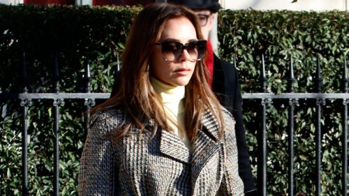 Humiliated Victoria Beckham goes into hiding with a team of therapists