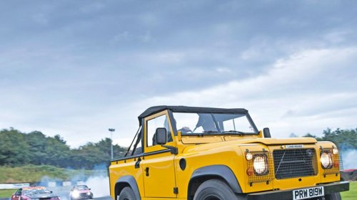 Land Rover cover image