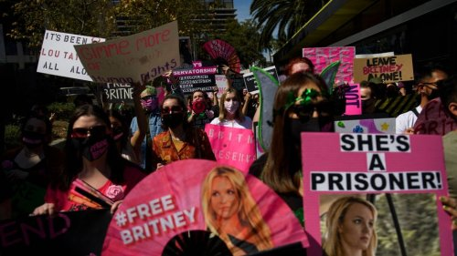 Britney's Story Isn't Unique - Fertility Control Is A Real Issue For Women