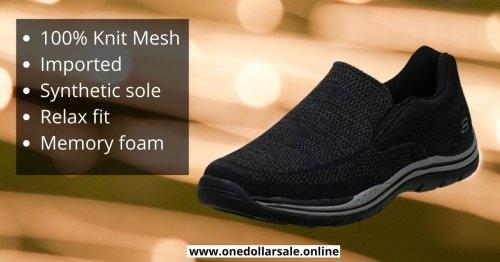 DSW Manhattan Shoe Skechers Men's Expected Gomel Slip-on Loafer