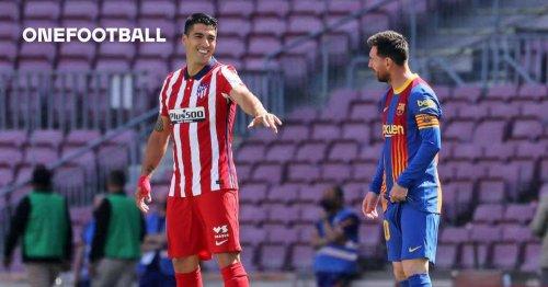 📸 In spannenden Badehosen: Messi und Suárez gönnen sich am Pool 🍹