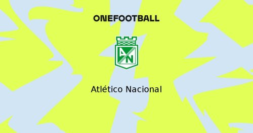 I'm showing my support for Atlético Nacional!