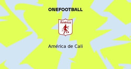 I'm showing my support for América de Cali!