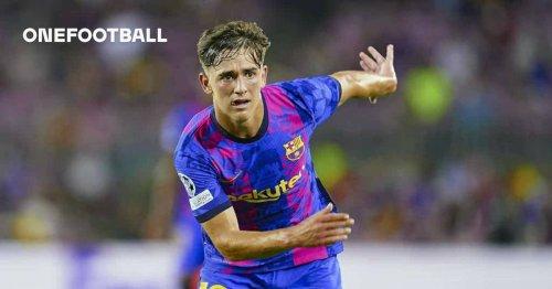 Ein Juwel rückt ins Blickfeld: Gavi macht Barça Hoffnung