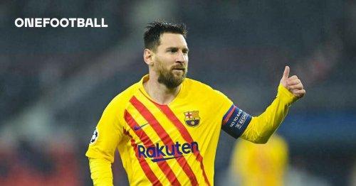  Gegen Messi durchgesetzt: Das ist das schönste CL-Tor der Saison