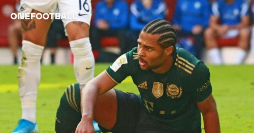 Bayern Munich look to add Serge Gnabry to long-term contract list