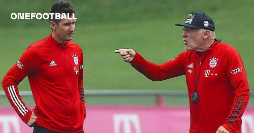Miroslav Klose and Hermann Gerland to leave Bayern this summer