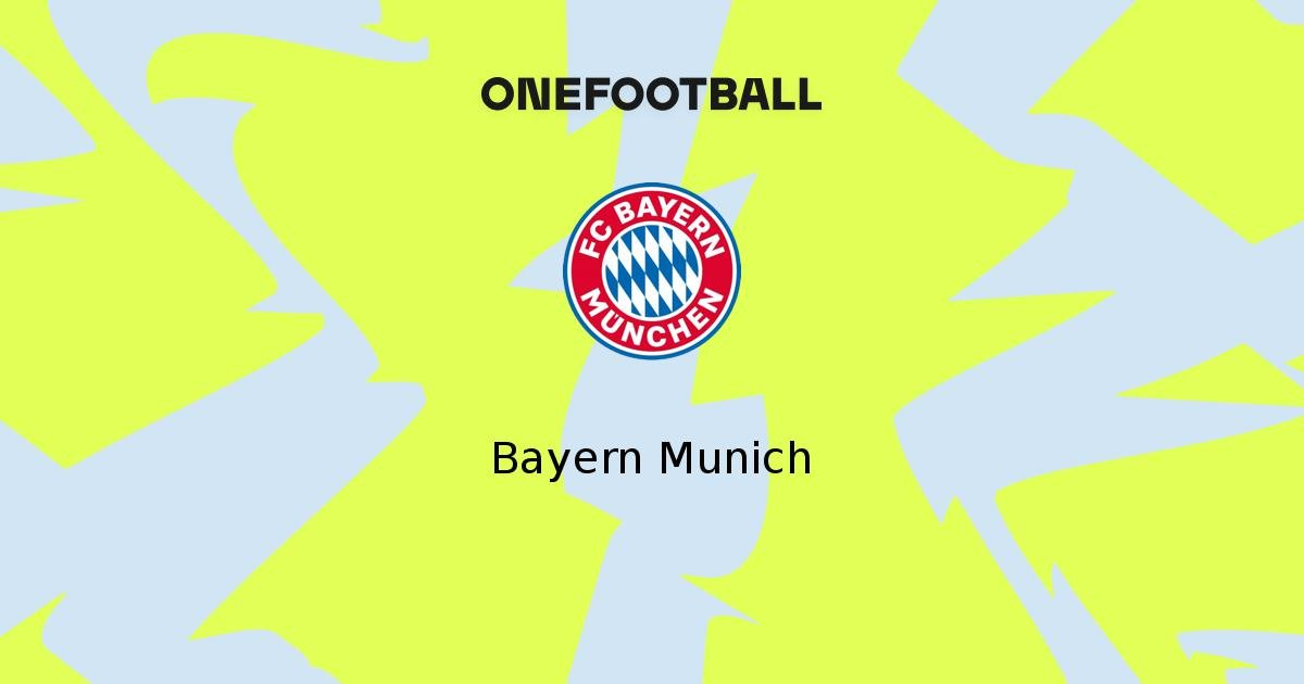 I'm showing my support for Bayern Munich!