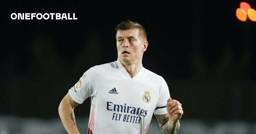 Real Madrid confirm Toni Kroos has tested positive for COVID-19