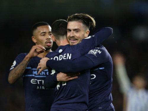 Our 3️⃣ points as Man City hit Brighton for four