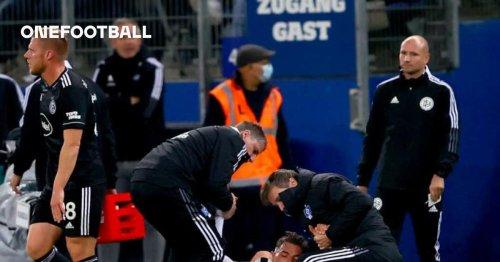 """Wie Rot angefühlt"": Leibold gibt Entwarnung nach hartem Foul"