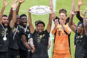 Serge Gnabry: Bayern's pre-season struggles all part of the 'process'