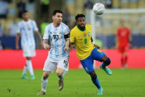  Angel Di Maria lifts Argentina to Copa América glory over Brazil