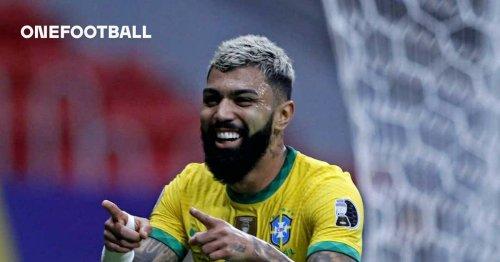Report: Everton keeping tabs on Flamengo hitman Gabigol