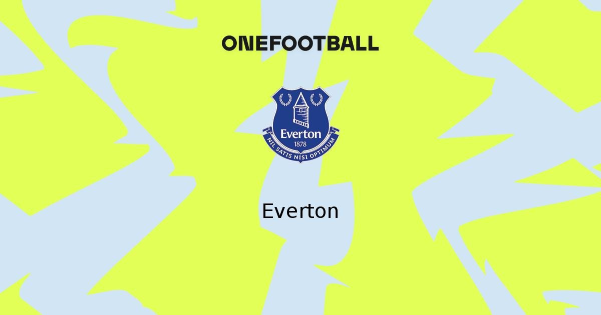 I'm showing my support for Everton!