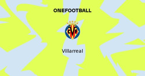 I'm showing my support for Villarreal!