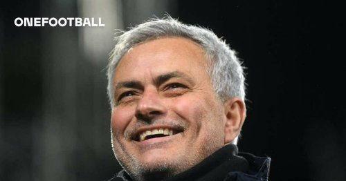  Sofort Kult! In Rom ist schon eine Straße nach Mourinho benannt