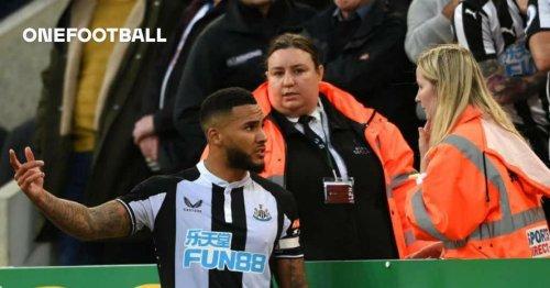 Medizinischer Notfall: Premier League-Spiel in Newcastle unterbrochen