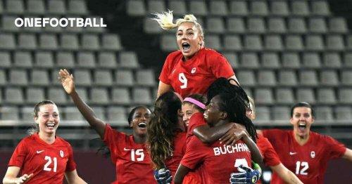 Olympia-Halbfinale: Kanada mit Sensation, Schweden kämpft sich durch