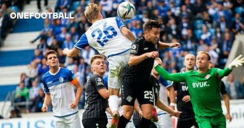 🎥 Drittliga-Highlights: Spitzenreiter patzt, BVB II bleibt oben dran