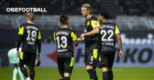 Ende der Haaland-Flaute: BVB mit neun magischen Minuten gegen Bremen