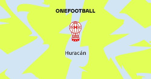 I'm showing my support for Huracán!