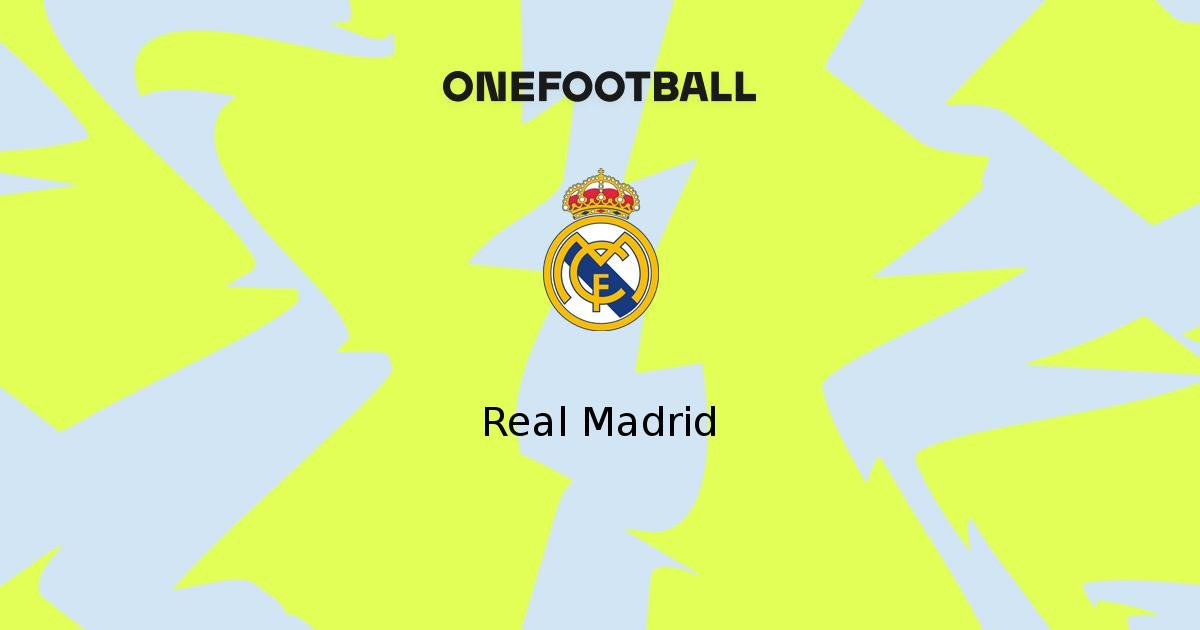 I'm showing my support for Real Madrid!