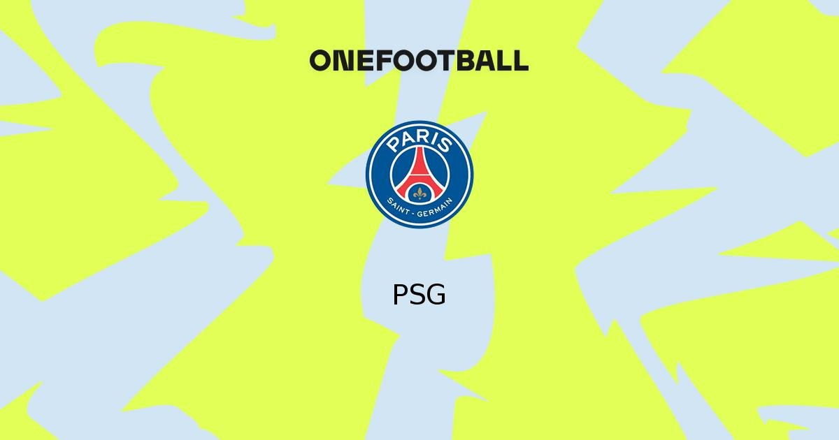 I'm showing my support for PSG!