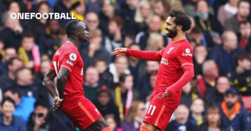 🔴 LIVE: Salah stunner as Reds hit FIVE; Man City lead Burnley